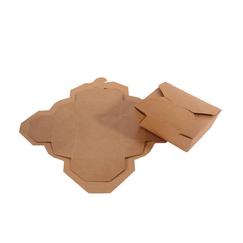 Craft Paper For Food Containers Brown Kraft Paper