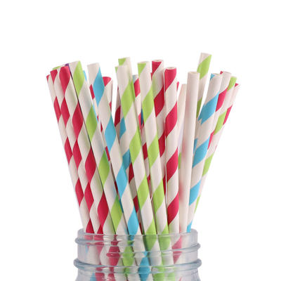 Biodegradable Straws Wholesale Paper Straw