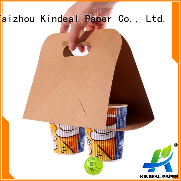 Kindeal Paper durable bamboo cup supplier for food package