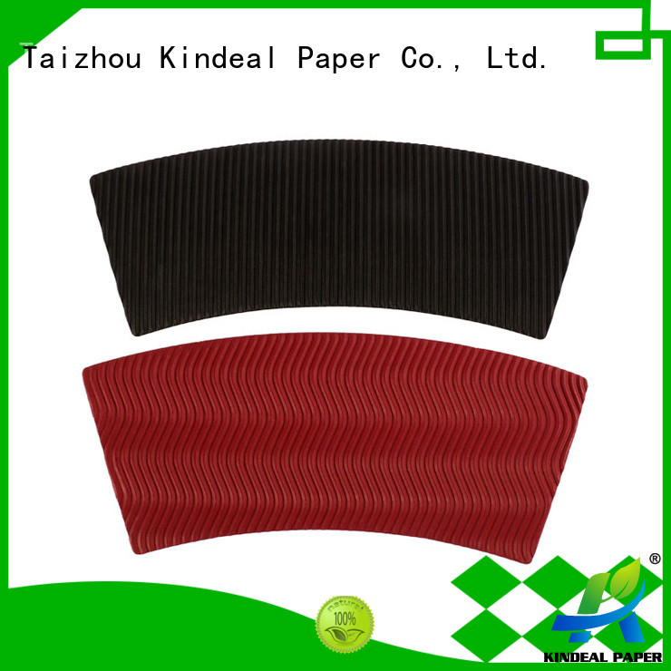 Kindeal Paper bamboo cup factory for bread