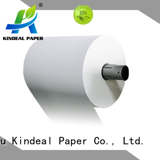 Kindeal Paper durable paper for paper cup directly sale for cake