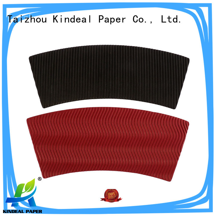 Kindeal Paper durable bamboo cup directly sale for cake