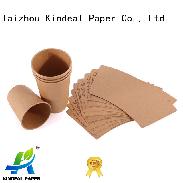unbleached raw materials for paper cups supplier