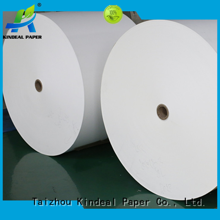 unbleached biodegradable paper with good price for workshop