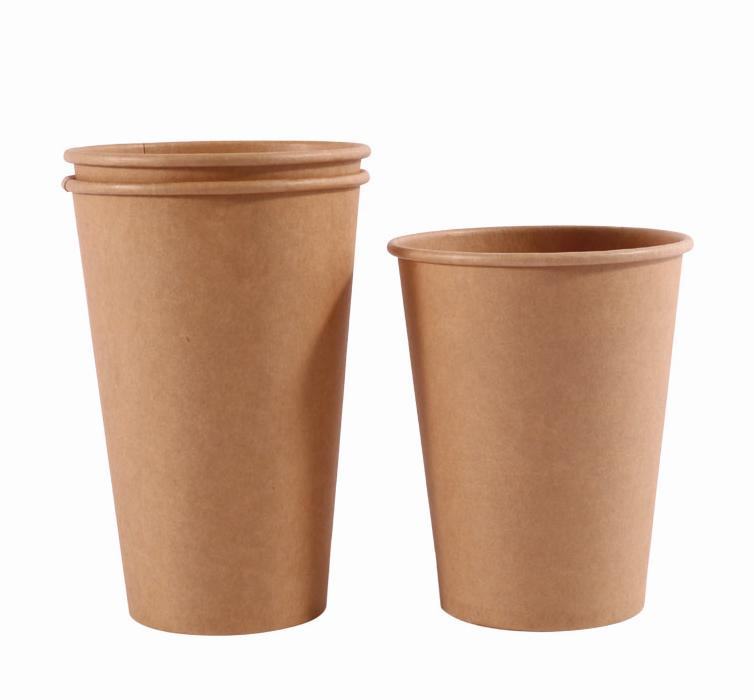 Craft paper cups