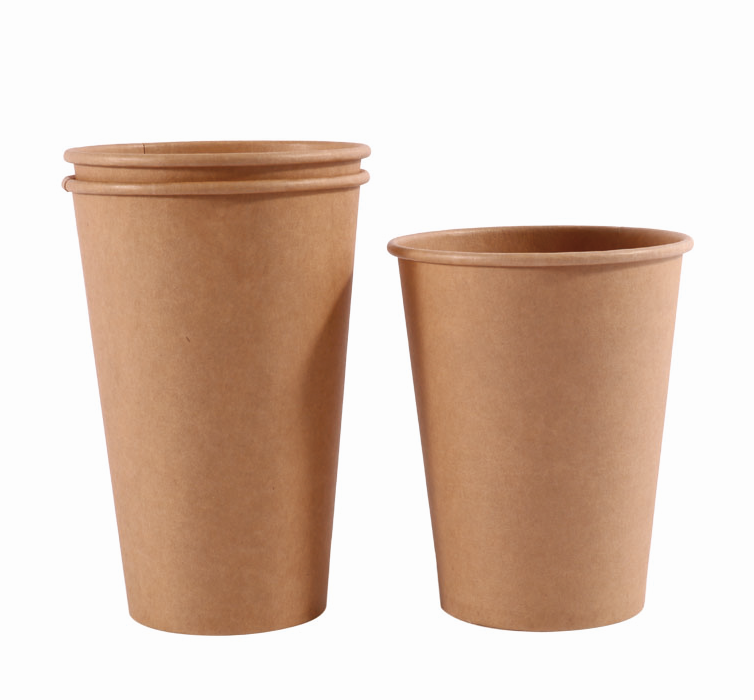 Craft paper cups