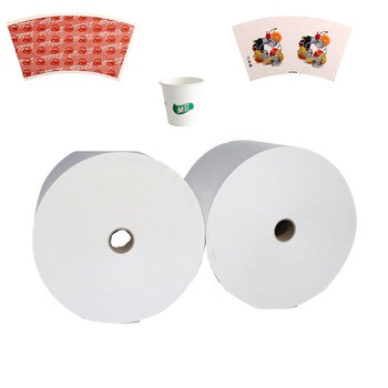 polyethylene coated paper board for waterproof paper cups