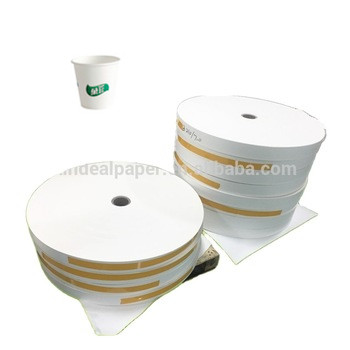 polyethylene coated bottom paper board for waterproof paper cups