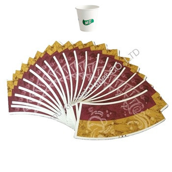 Wholesale Biodegradable and Compostable Food Grade PLA Coated Paper raw material in Roll