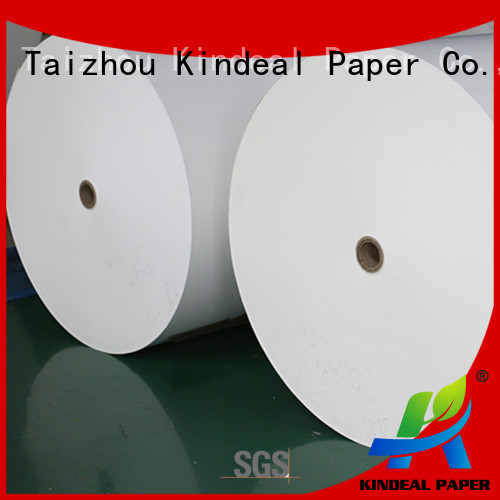 Kindeal Paper food pack manufacturer for factory