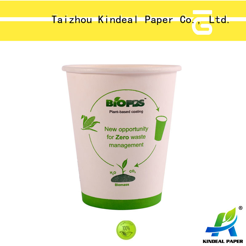 colorful paper cup supplier for restaurant