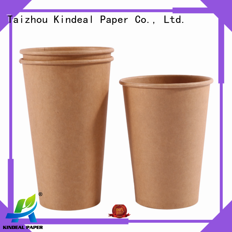 hot selling bamboo cup factory for paper cup